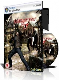  (Resident Evil 4 Ultimate HD Edition (2DVD
